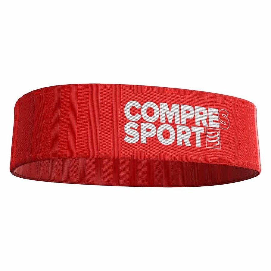 Compressport Free Belt Red