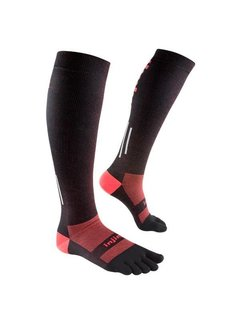 Injinji Injinji Compression stockings Lightweight Black