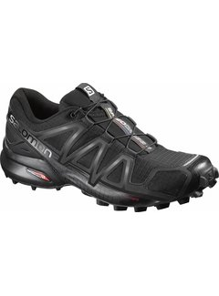 Salomon Salomon Speedcross 4 Trailrunschoen Zwart Dames