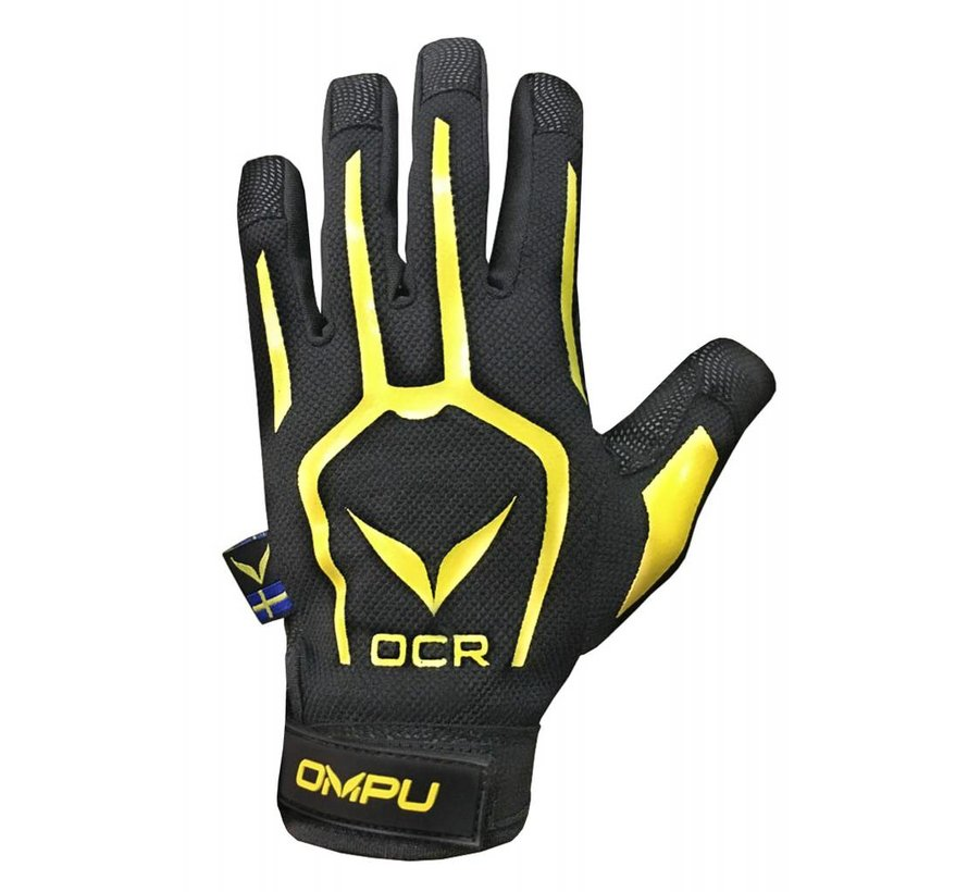 OMPU OCR & Outdoor summer glove yellow