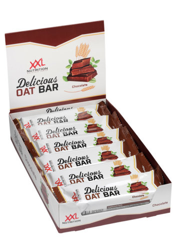 XXL Nutrition XXL Nutrition Delicious Oat Bar Chocolat