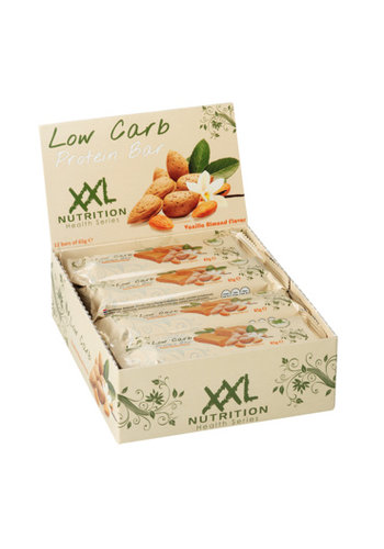 XXL Nutrition XXL Nutrition Low Carb Protein Bar Caramel Peanut