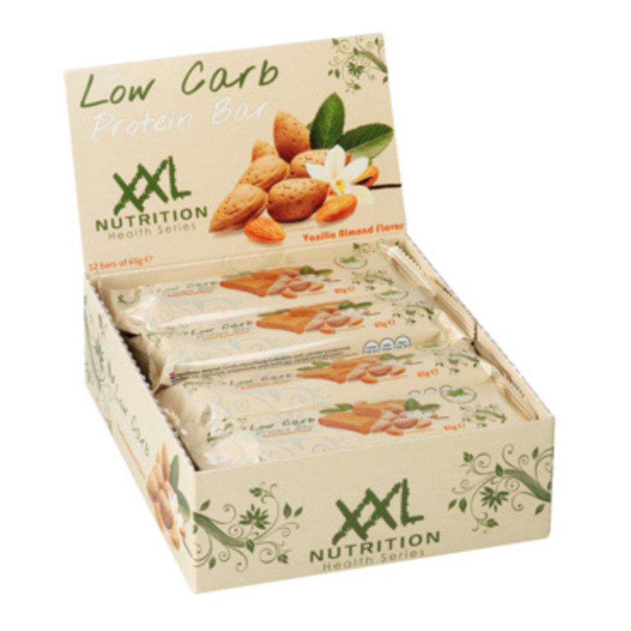 XXL Nutrition Low Carb Protein Bar Caramel Peanut