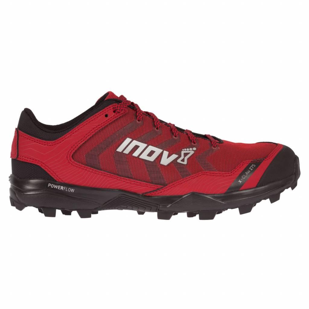 De eerste inov 8 schoen met demping. de speciale powerflow zool absorbeert de klappen en geeft je extra ...