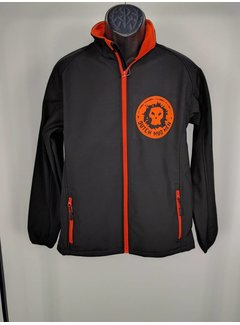 Dutch Mud Men Dutch Mud Men Softshell Schwarz-Orange