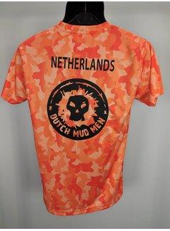 Dutch Mud Men DMM Sportshirt Camo