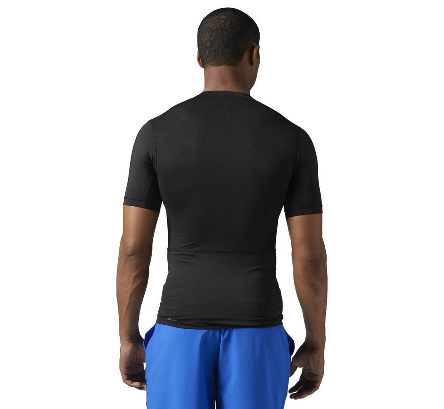 Reebok Compression Shirt Workout Ready
