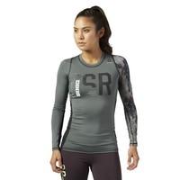 Reebok Spartan Race Longsleeve Compression Women