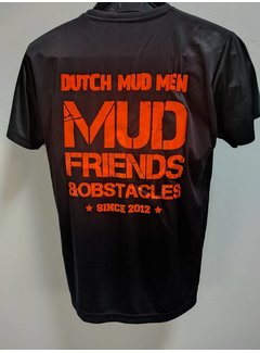 Dutch Mud Men Schlamm, Hindernisse und Freunde
