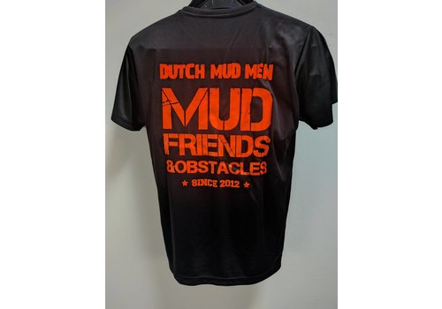Mud, Obstacles and Friends