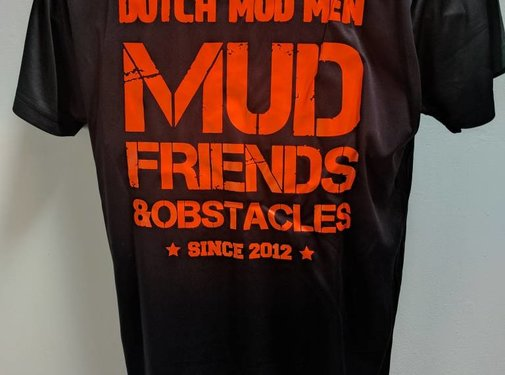 Dutch Mud Men Mud, Obstacles and Friends
