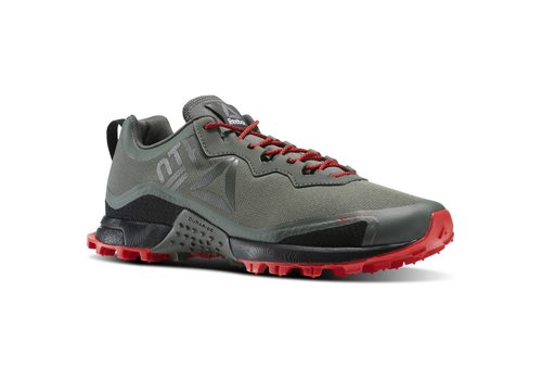 Reebok All Terrain Craze Groen-Rood