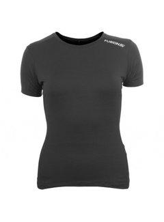 Fusion Fusion SLi T-Shirt Schwarz Damen