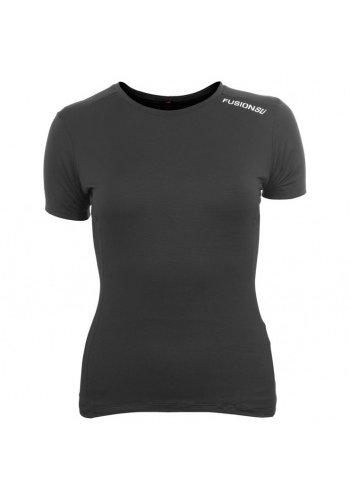 Fusion Fusion SLi T-Shirt Zwart Women