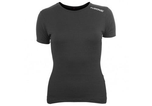 Fusion SLi T-Shirt Schwarz Damen
