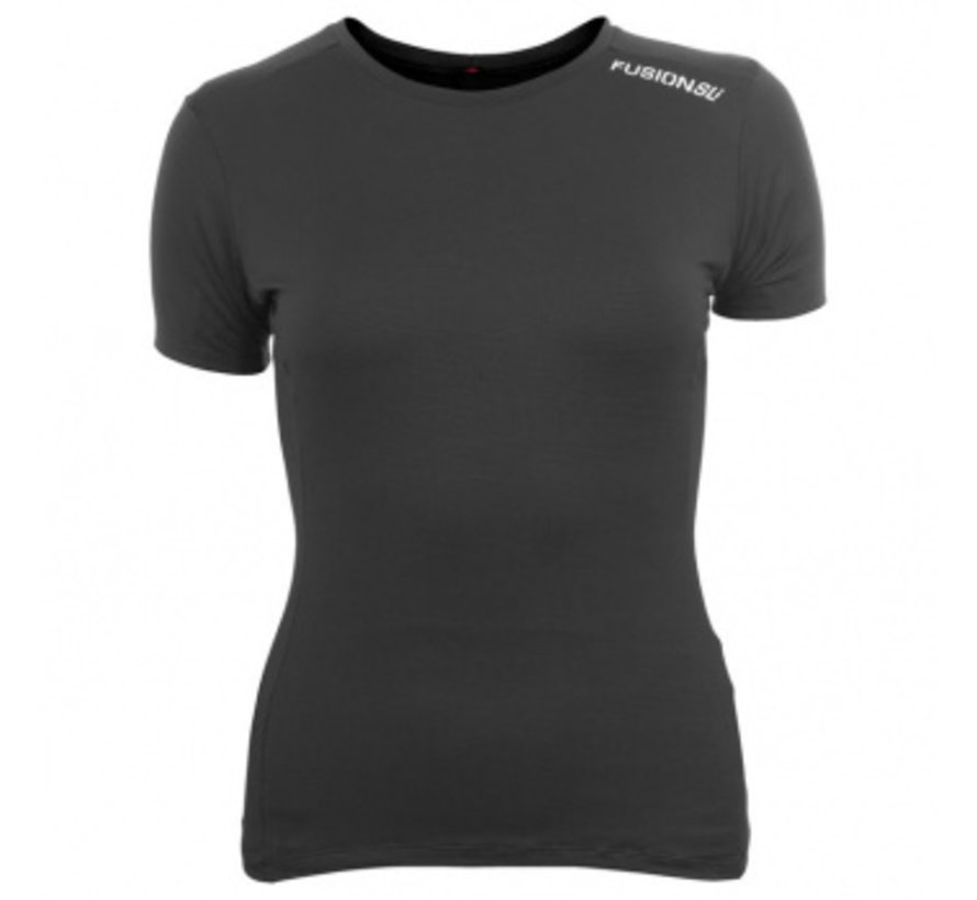 Fusion SLi T-Shirt Black Women