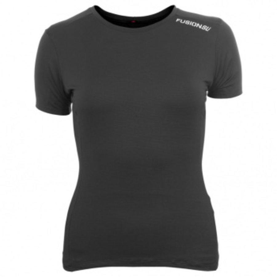 Fusion SLi T-Shirt Zwart Dames