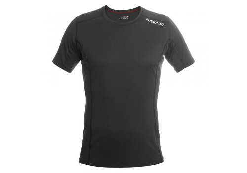Fusion SLI T-Shirt Zwart Heren