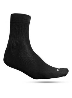 Fusion Fusion Race Socks Black - 2 pair