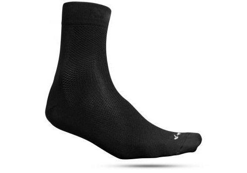 Fusion Race Socks Black - 2 pair