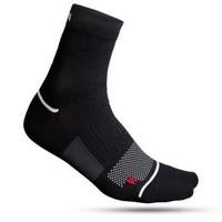 Fusion C3 Run Socken Schwarz