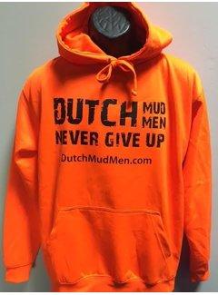 Dutch Mud Men DMM Sweater Orange