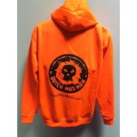 Dutch Mud Men Sweater Orange