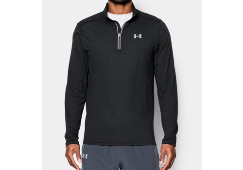 Men's Shirt Threadborne ™ Streaker Run with short zipper