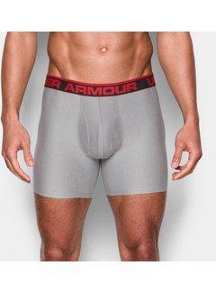 Under Armour Herenboxer UA Original Series Boxerjock® 15 cm Grijs