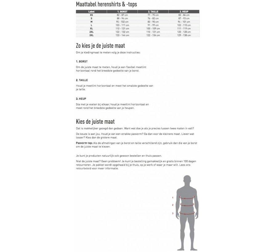 Reebok Workout Ready Compressie Longsleeve