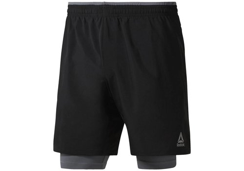 Reebok Heren 2-1 Short