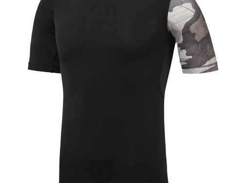 Reebok Reebok Compressie Shirt Heren