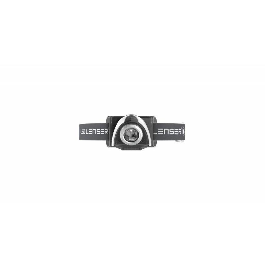 Led Lenser SEO S5 Schwarz