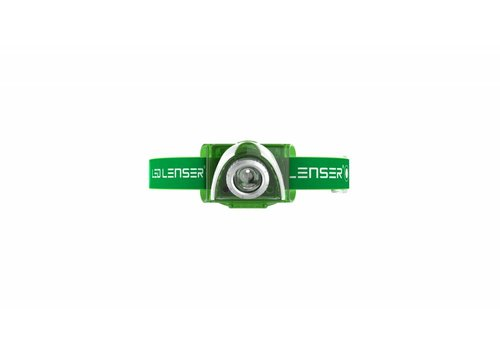 Led Lenser SEO S3 Groen