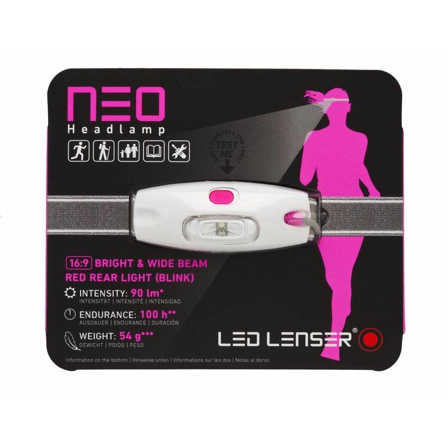 Led Lenser NEO Pink