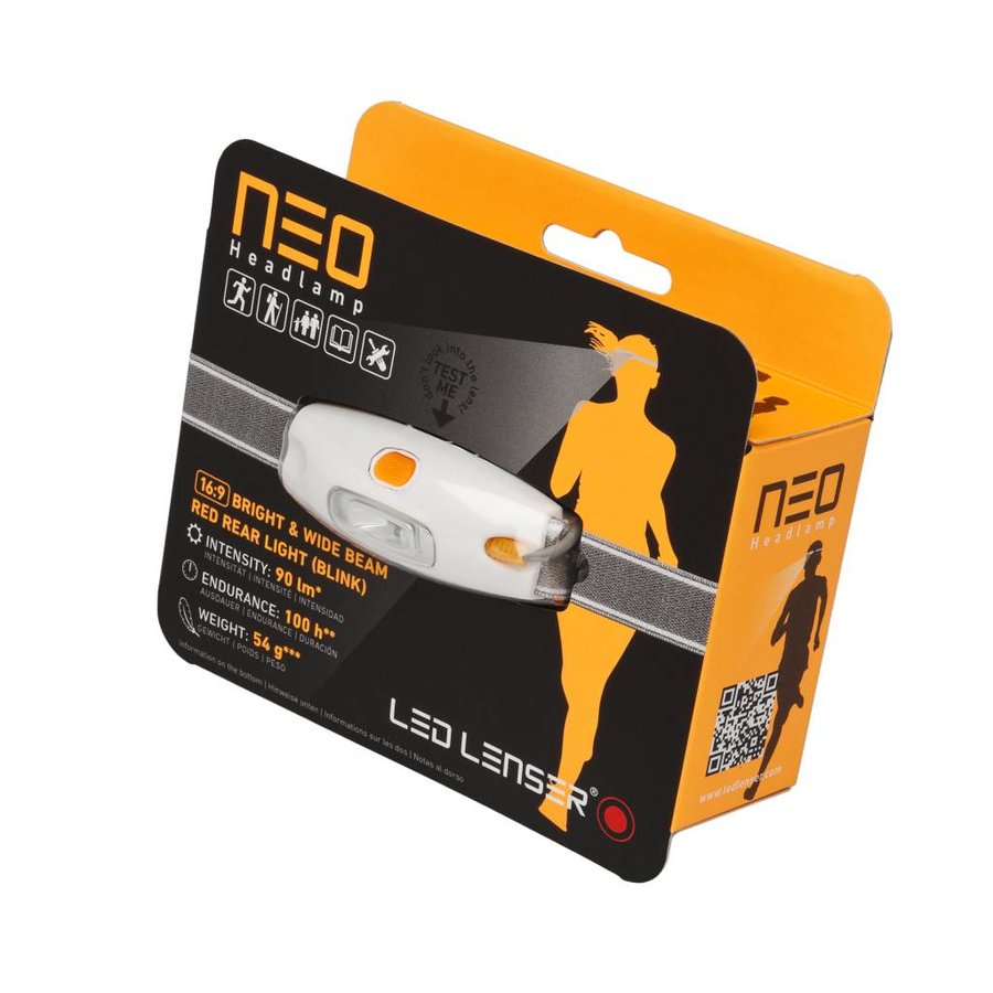 Led Lenser NEO Orange