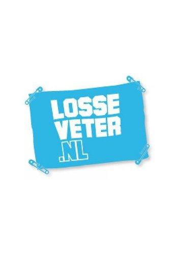Losse Veter Losse Veter Magazine (laatste nummer)