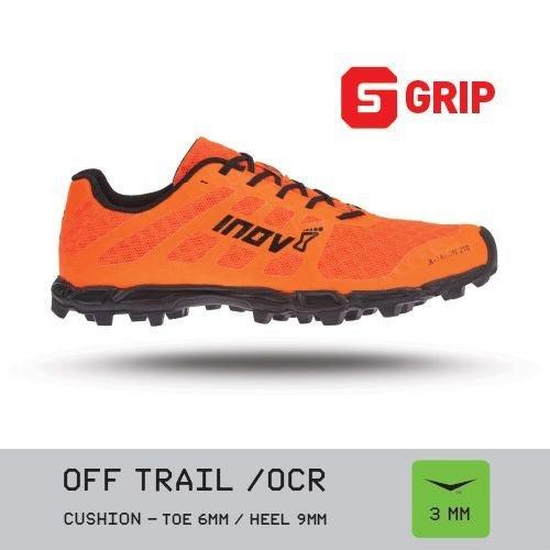 Obstacle run, trail run en survival run schoenen