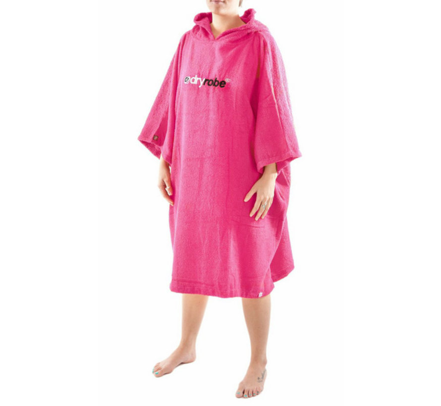 Dryrobe Towel Pink