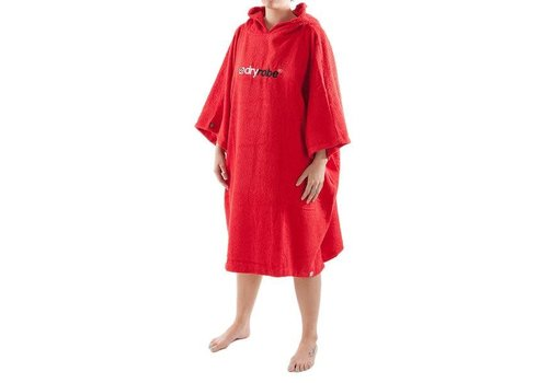Dryrobe Towel Red