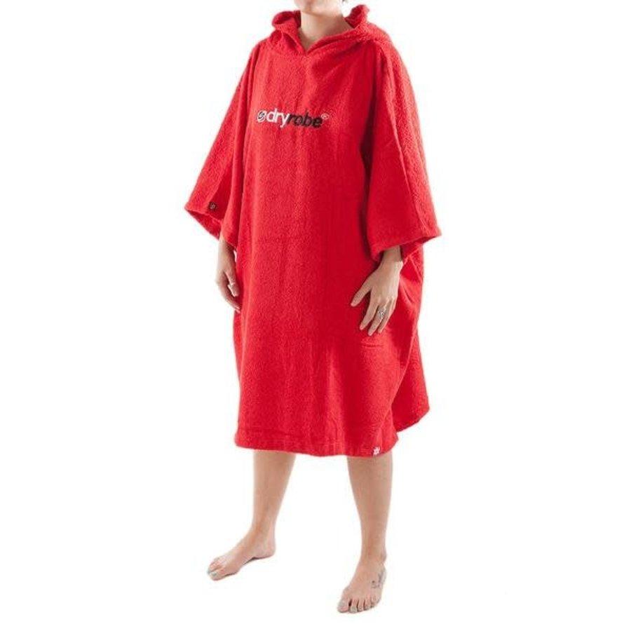 Dryrobe Towel Rood