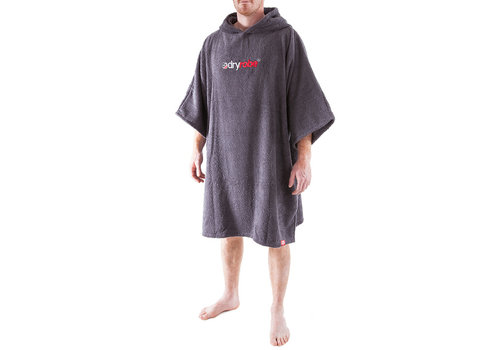 Dryrobe Handtuch Grau