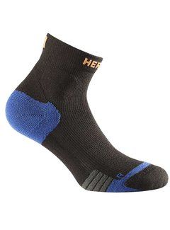 Herzog Herzog compression ankle socks black