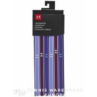 Under Armour Mini Headbands (6-pack) Purple