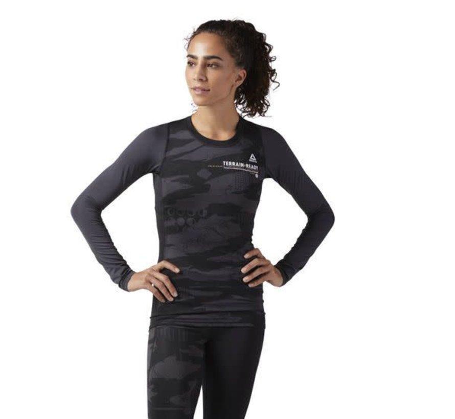 Reebok Women's Longsleeve Black