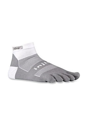 Injinji Injinji Run Midweight MC Xtralife White/Grey