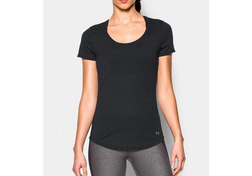 Ladies' shirt Threadborne ™ Streaker with short sleeves