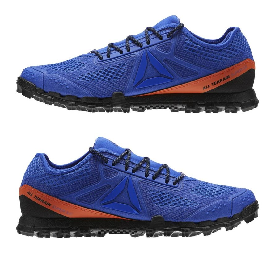 Reebok All Terrain Super 3.0 Stealth Blue
