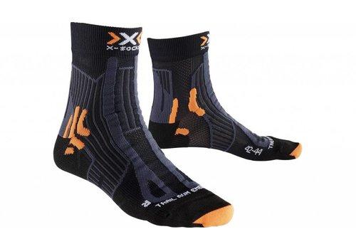 X-Socks Trail Run Energy Black