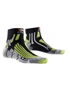 X-Socks X-Socks Running Speed Two Black